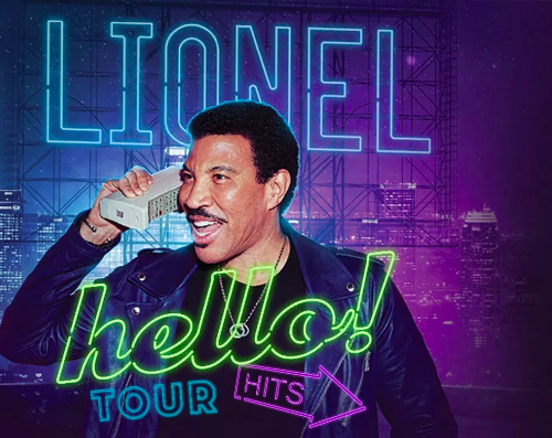 Bus to Lionel Richie in St Annes Park Dublin by Martleys of Portlaoise