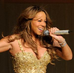 Bus to Mariah Carey in the 3 Arena Dublin