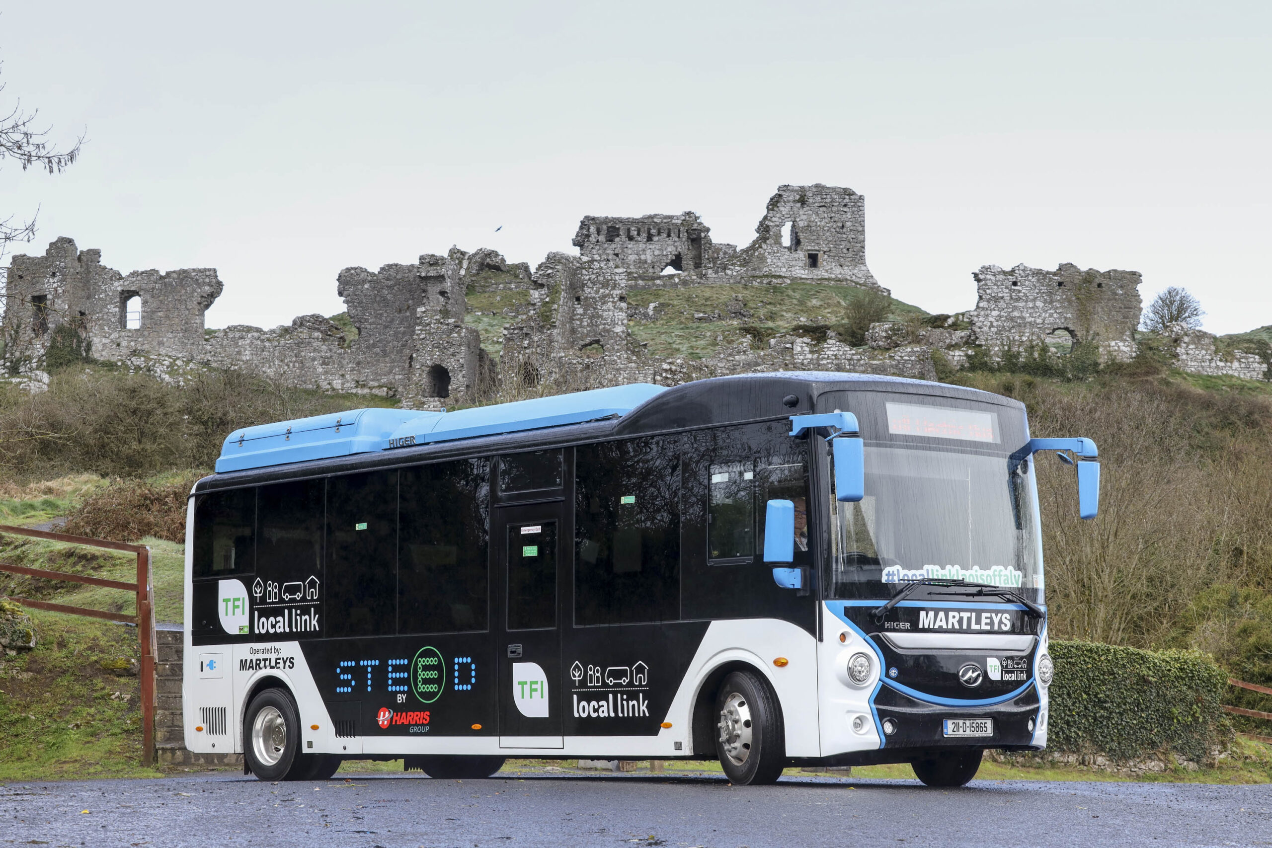 Full Electric Bus